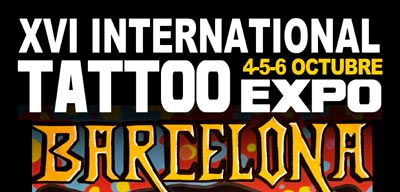 International Barcelona Tattoo Expo